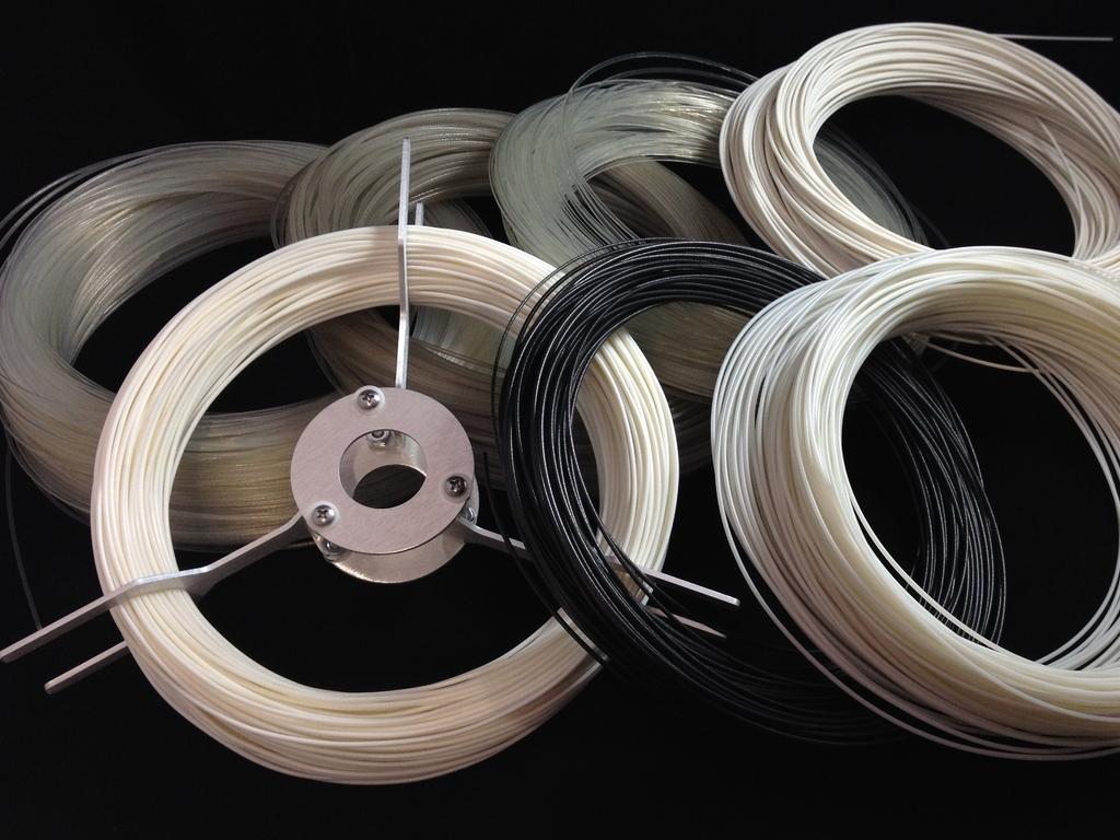 Carbon Fiber PLA and More! Performance 3D Printer Filament.'s video poster