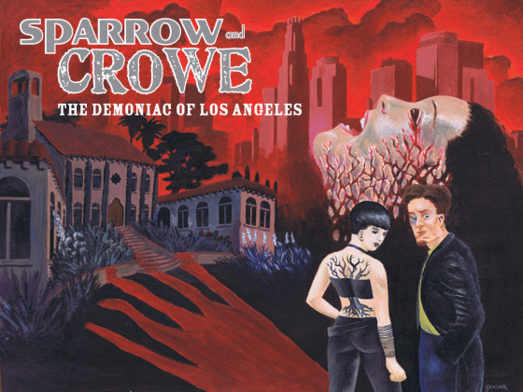 Sparrow & Crowe - An Original Comics Miniseries's video poster