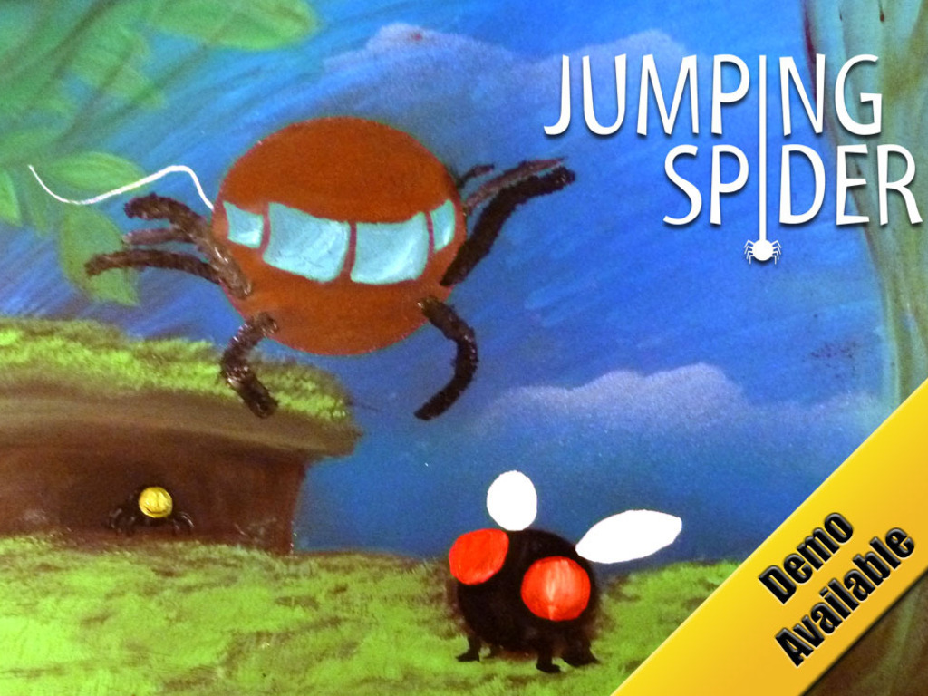 Jumping Spider (Canceled)'s video poster
