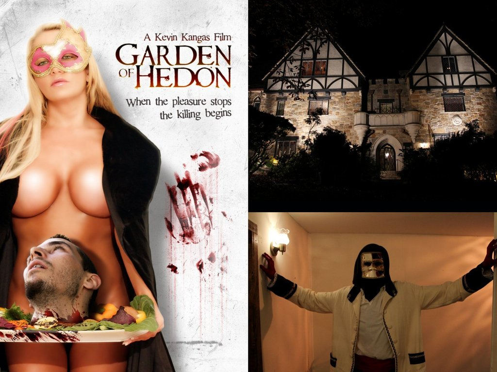 """Spread The Hedonism(""""Garden of Hedon"""")'s video poster"""