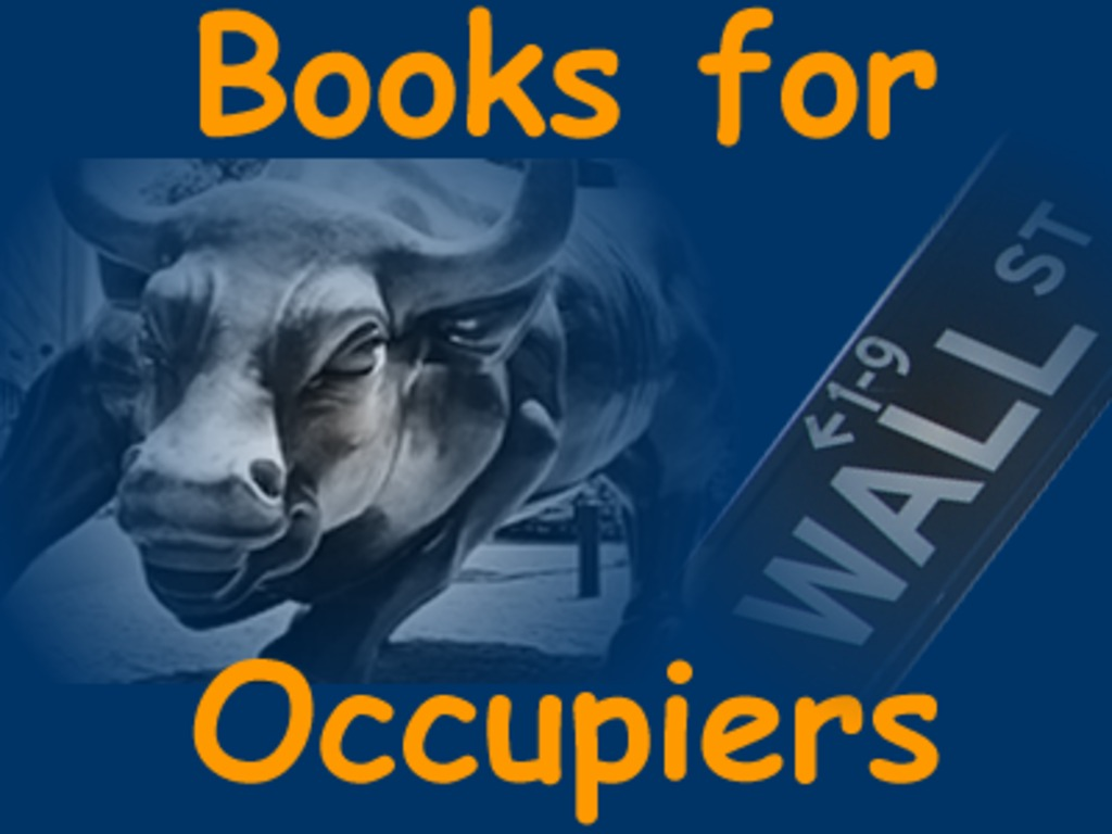 Books for Occupiers's video poster