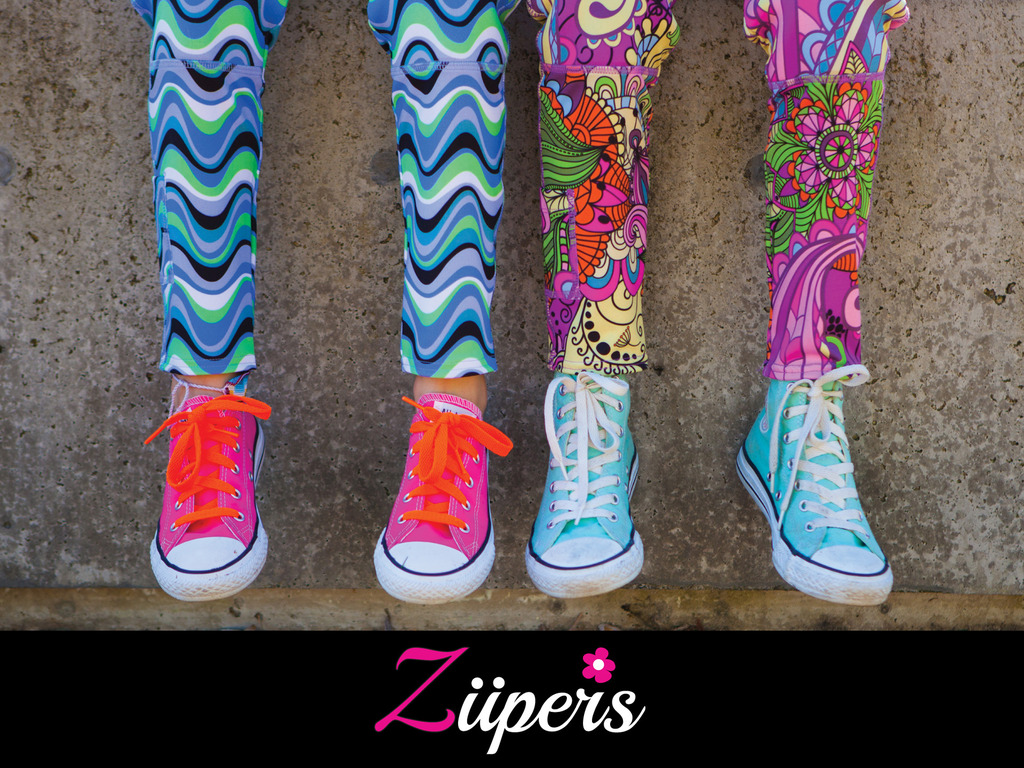 Züpers: Strong Leggings for Strong Girls's video poster