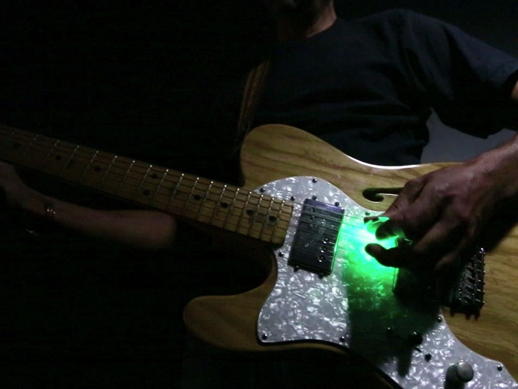 The Firefly Pick: Light From Music's video poster