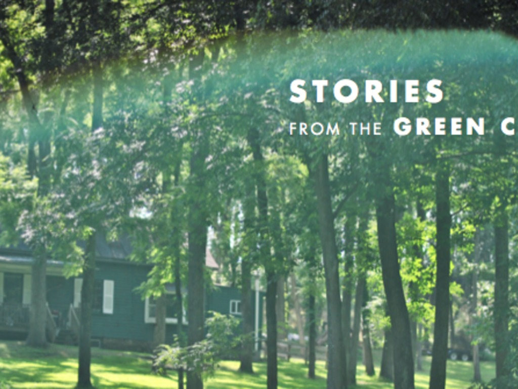 Stories From The Green Cabin's video poster