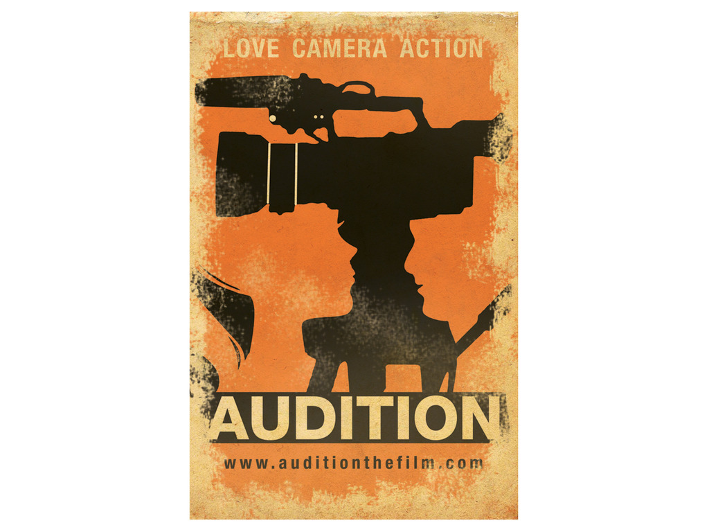 AUDITION: One hundred actors. One love story.'s video poster
