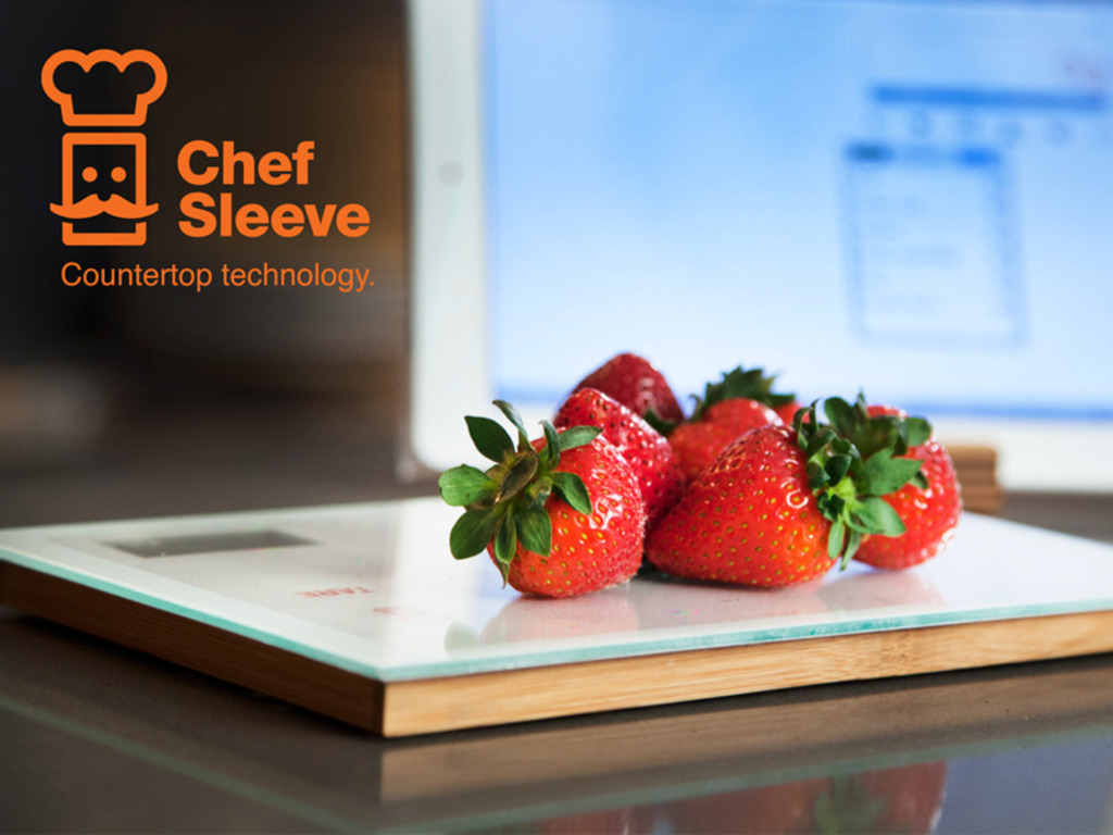 Smart Food Scale: Less about WEIGHT, more about YOU.'s video poster
