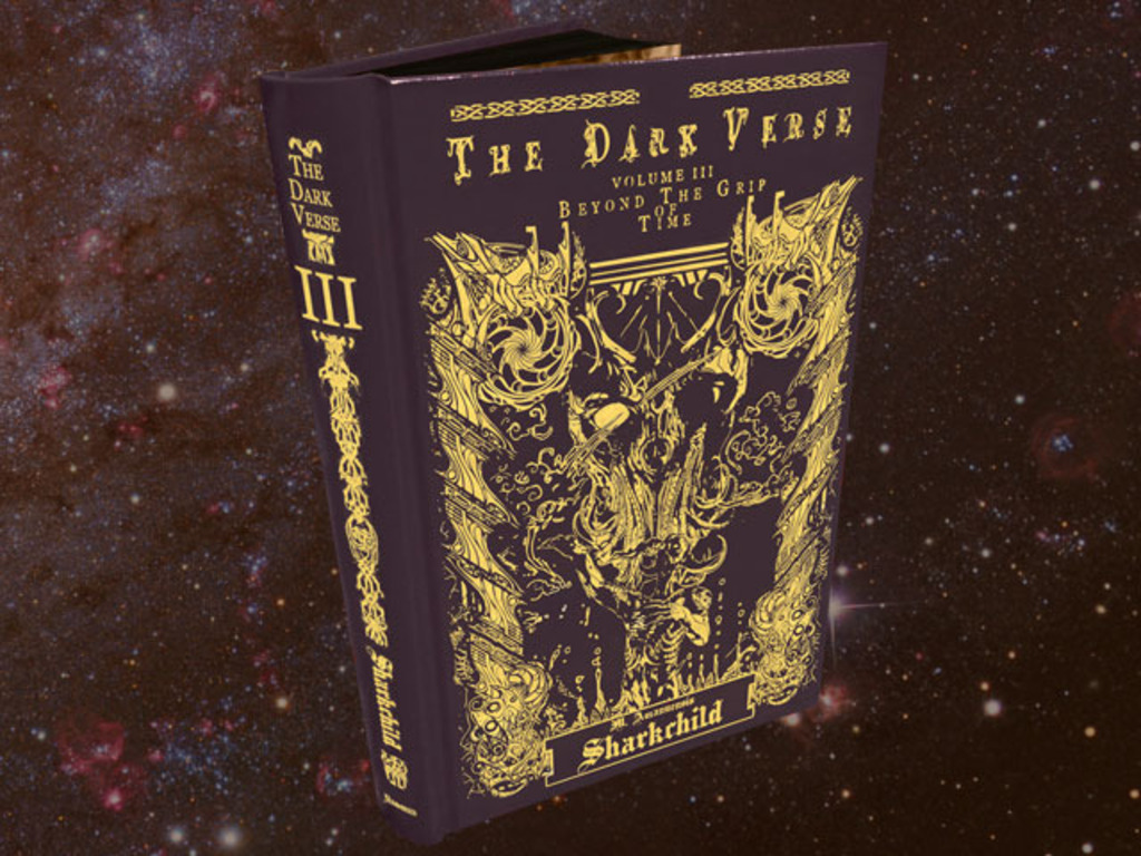 The Dark Verse, Vol. 3: Beyond the Grip of Time's video poster