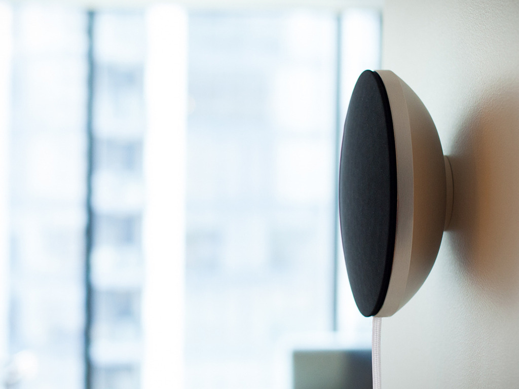 PA1 - Wall Speaker System with Dual Stereo Pairing's video poster