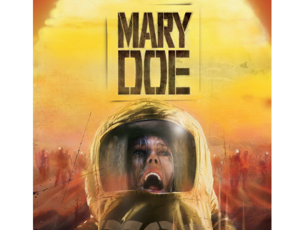 MARY DOE MOVIE: Promo Short Film's video poster