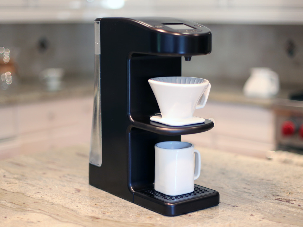 Invergo: An Automated Pour Over Coffee System's video poster