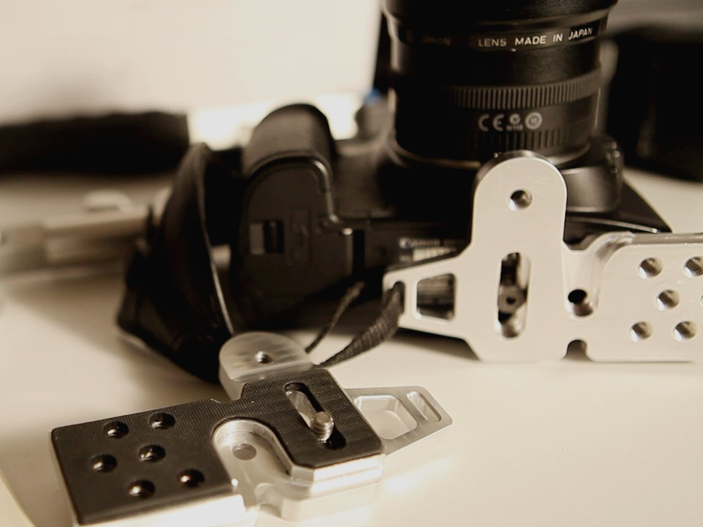 M-Plate: A Multi-Function Camera Tripod Plate System's video poster