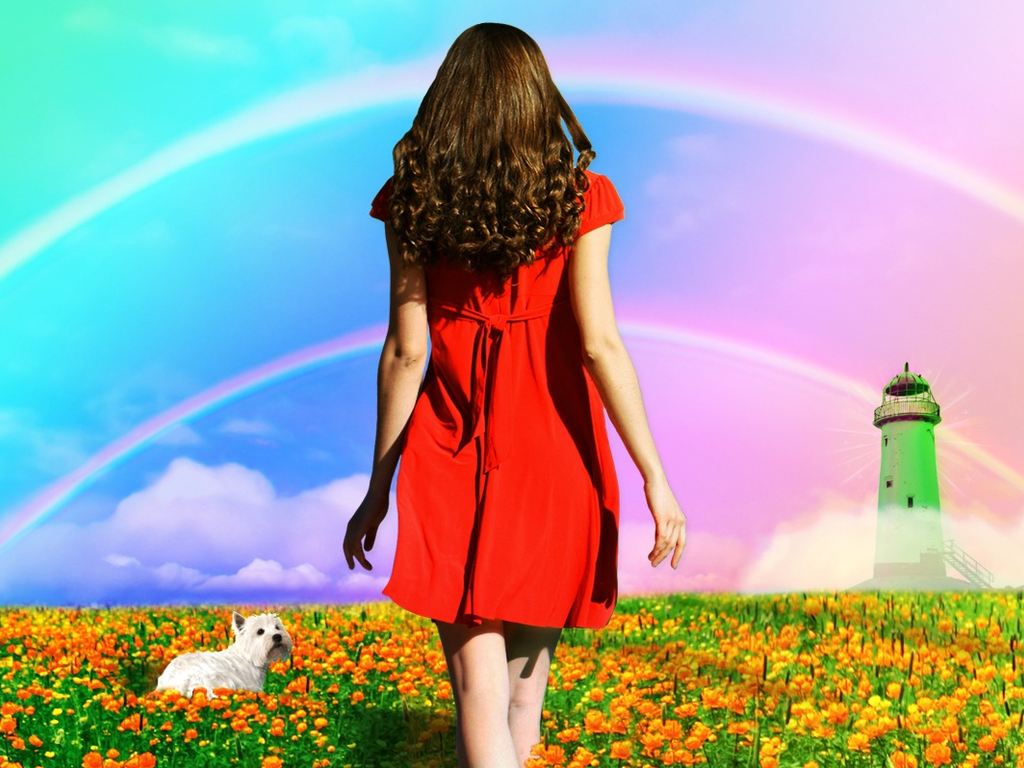 Over the Rainbow: A Gay YA Fantasy Novel's video poster