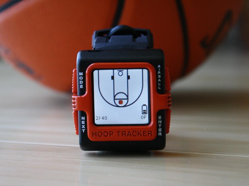 Hoop Tracker: Basketball Shot Tracking SmartWatch's video poster
