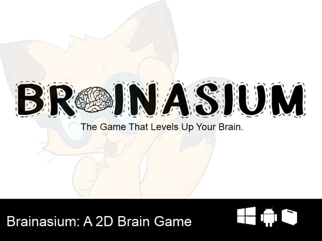 Brainasium: A New Brain Training Game For All Ages's video poster