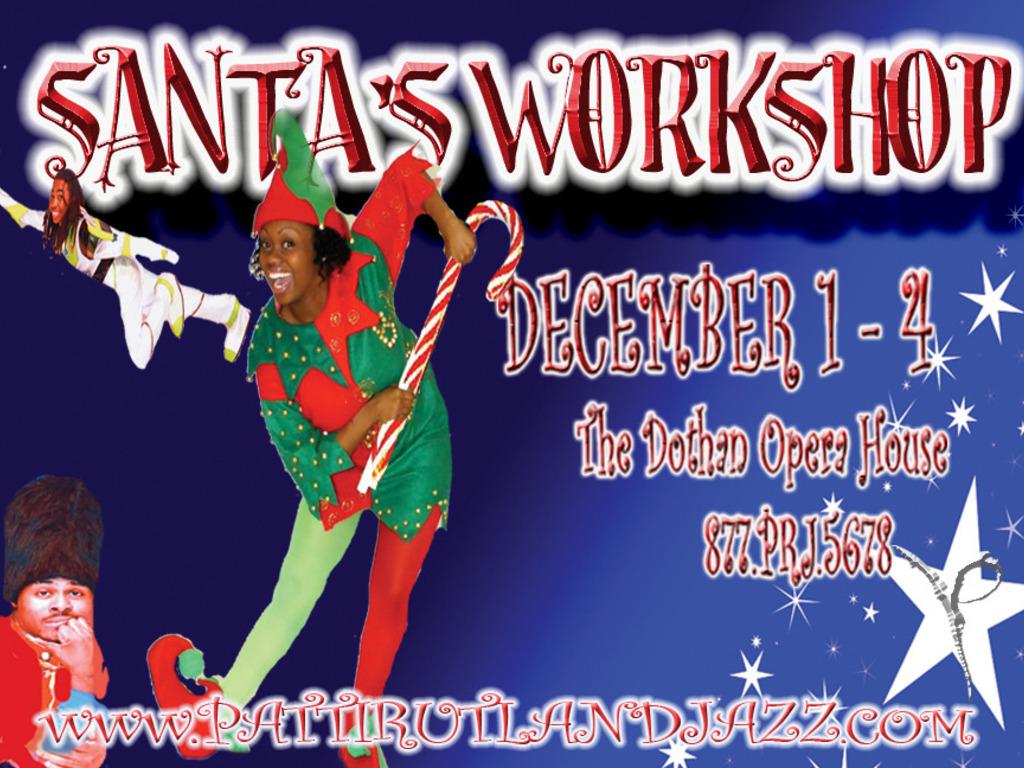 Santa's Workshop Needs Remodeling!'s video poster