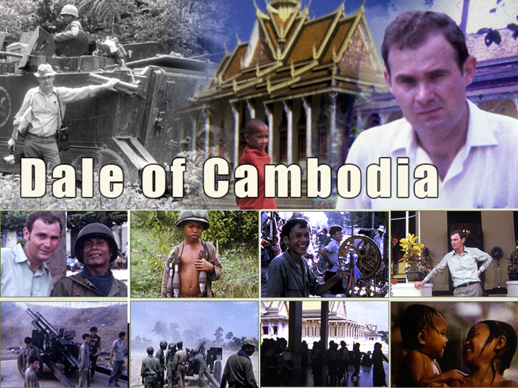 Dale of Cambodia's video poster