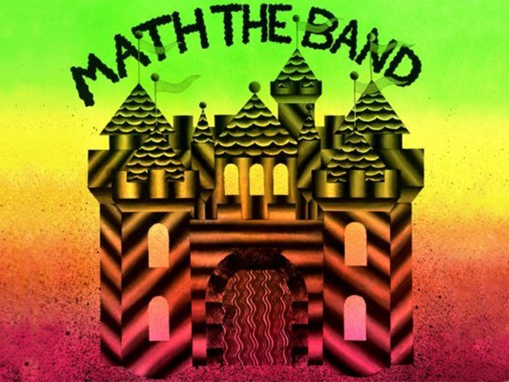 NEW MATH THE BAND ALBUM's video poster