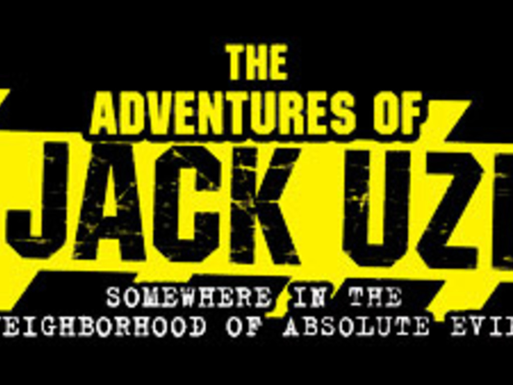 The Adventures of JACK UZI--Now In Production!'s video poster