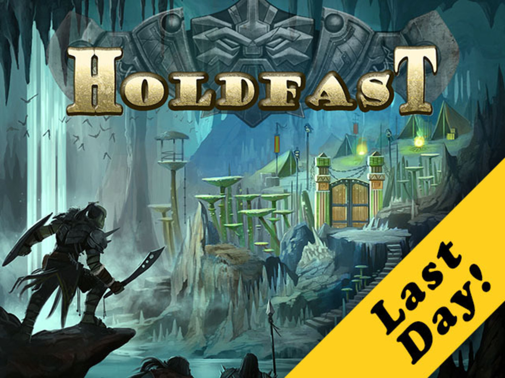 Holdfast: A Gamebook of Dwarven Vengeance's video poster