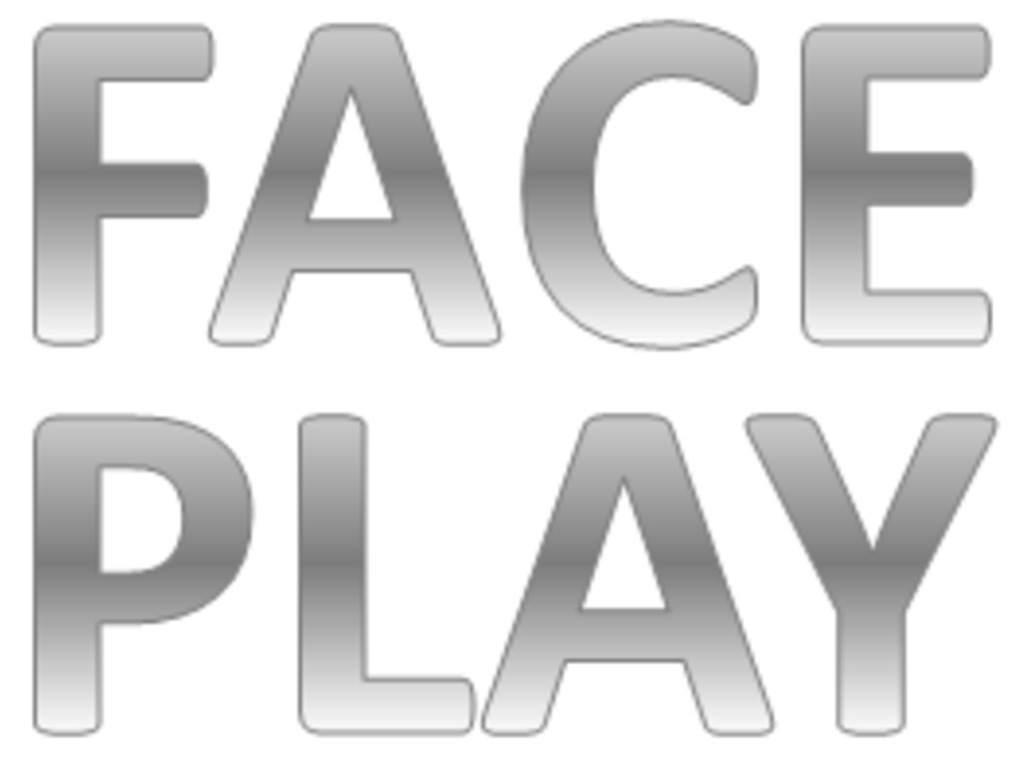 FacePlay: An Inappropriate Party Game's video poster