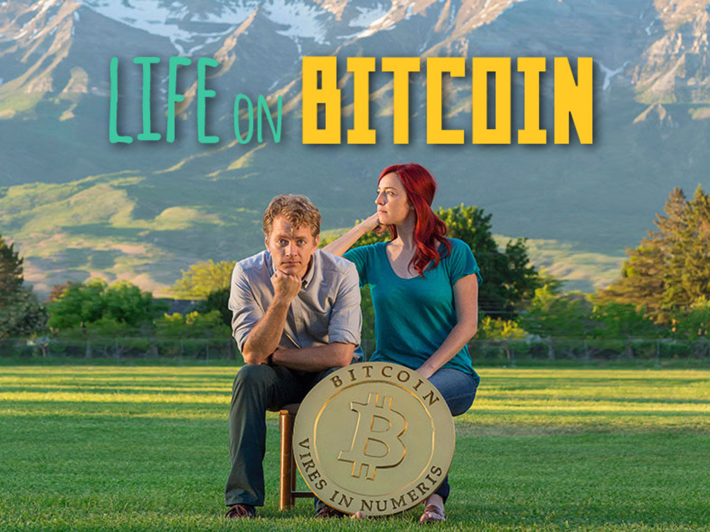 Life On Bitcoin - A Documentary Film's video poster