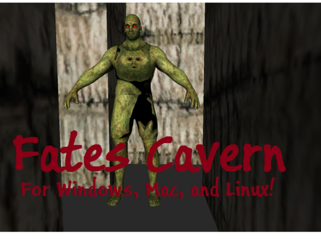 Fate's Cavern - A Horrifying Cave Puzzler's video poster