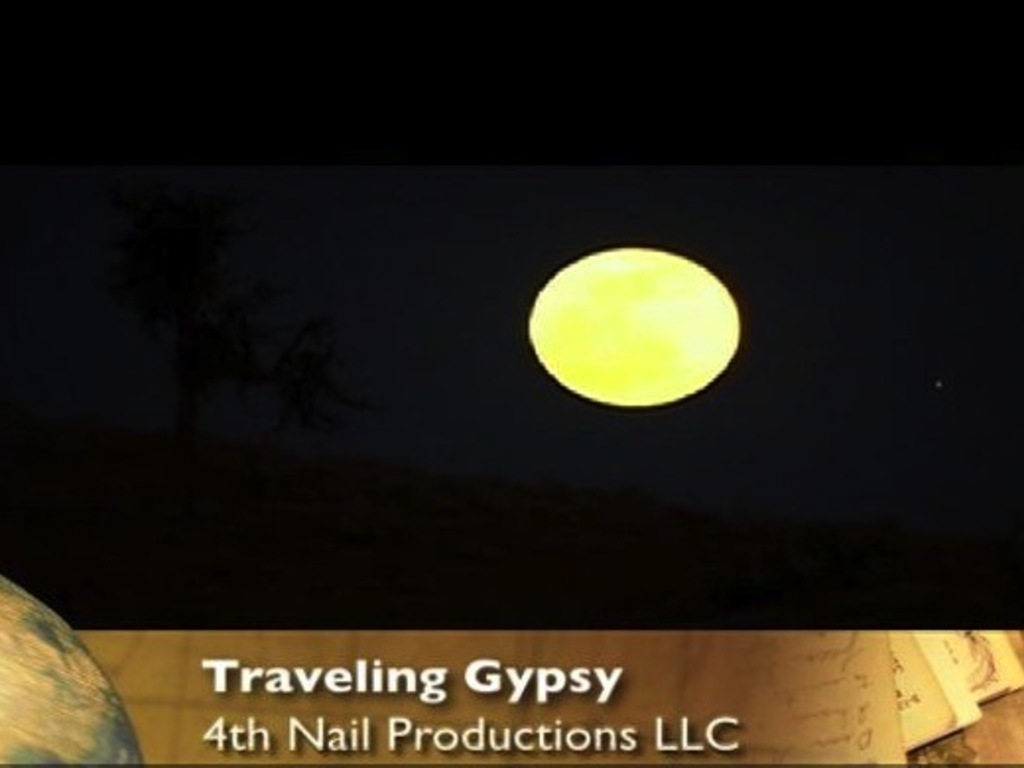 """Send """"The Traveling Gypsy"""" to Europe's video poster"""