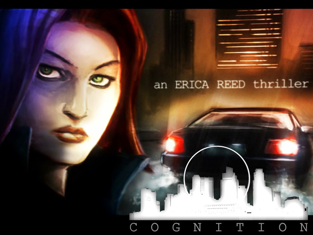 Cognition: An Erica Reed Thriller's video poster