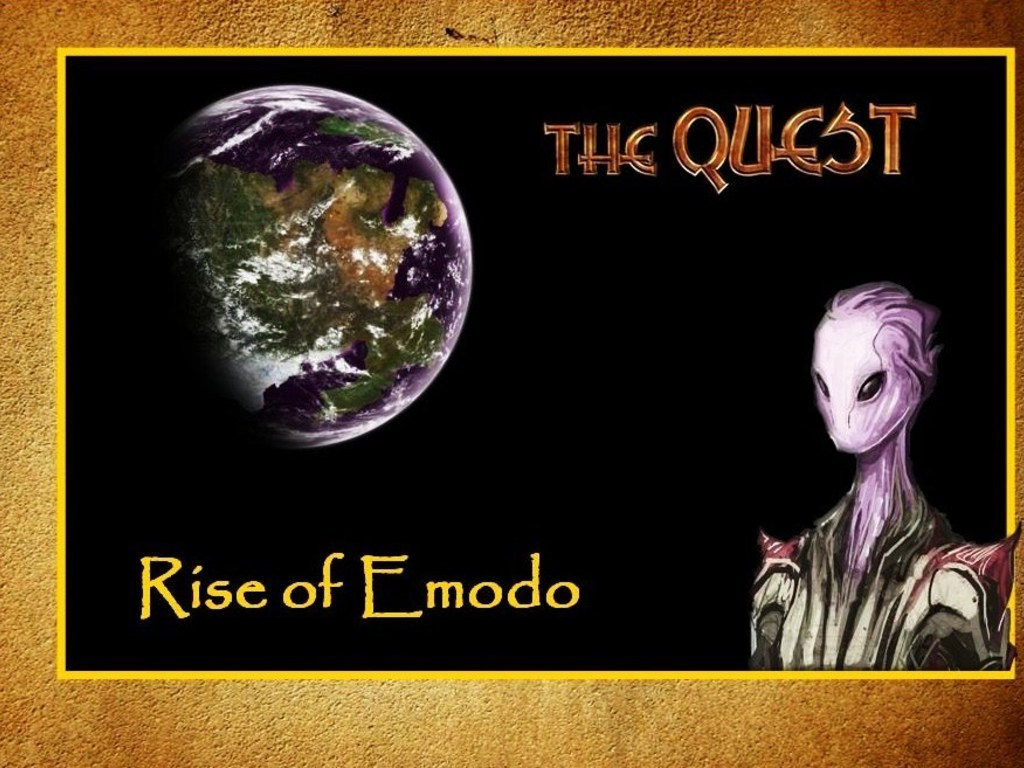 The Quest: Rise of Emodo (Suspended)'s video poster