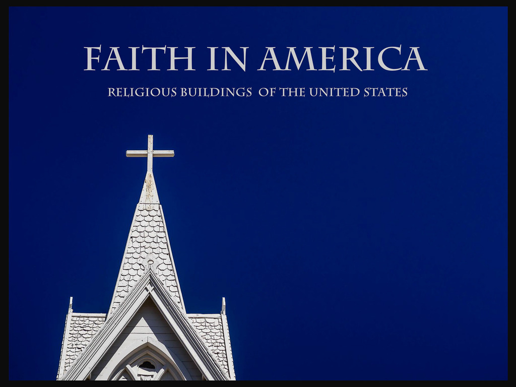 Faith in America: Religious Buildings of the United States's video poster