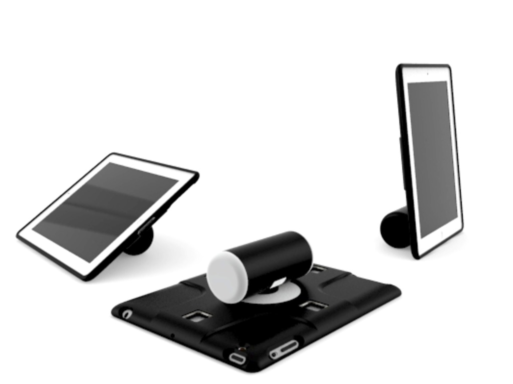 Clutch: iPad Case System's video poster
