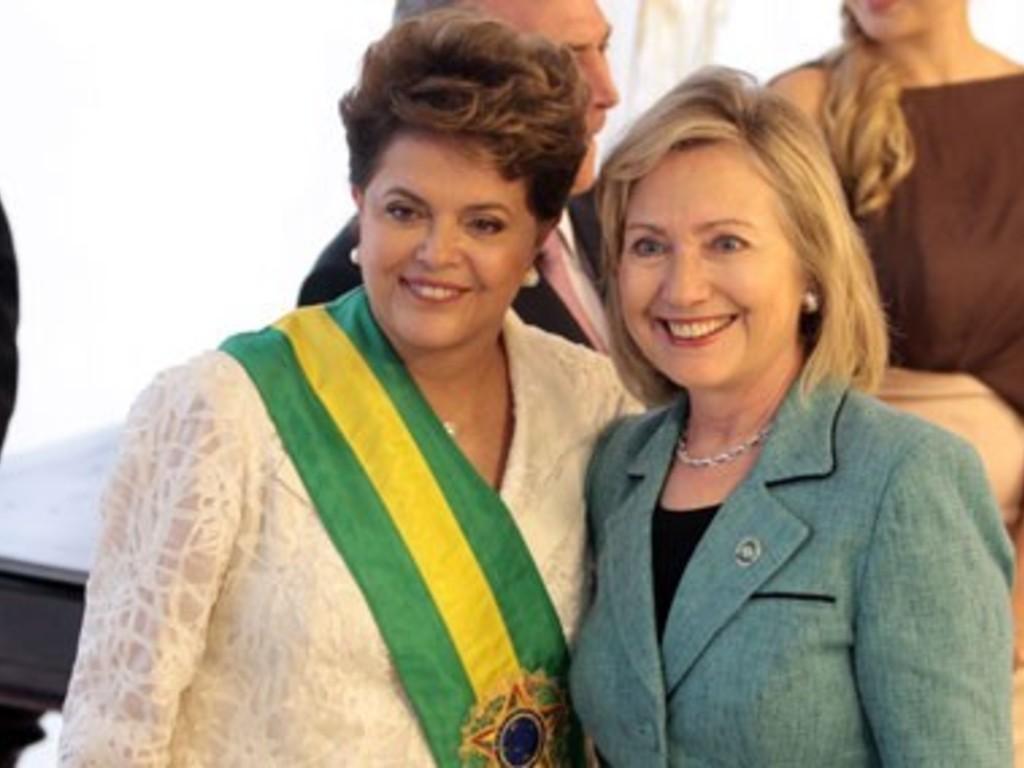 Madame Presidenta: Why Not U.S.?   Vamos Meninas!'s video poster