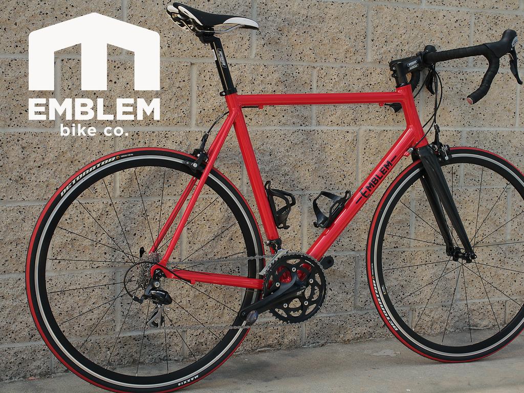 Emblem: Custom Bicycle Design's video poster