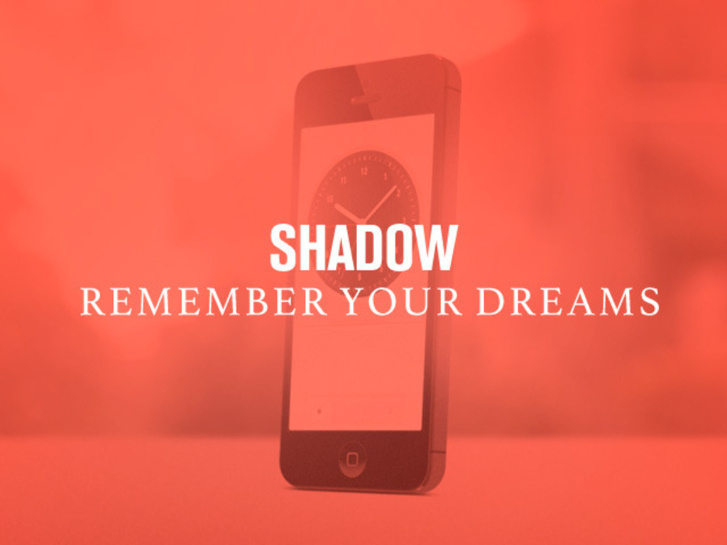 SHADOW   Community of Dreamers's video poster