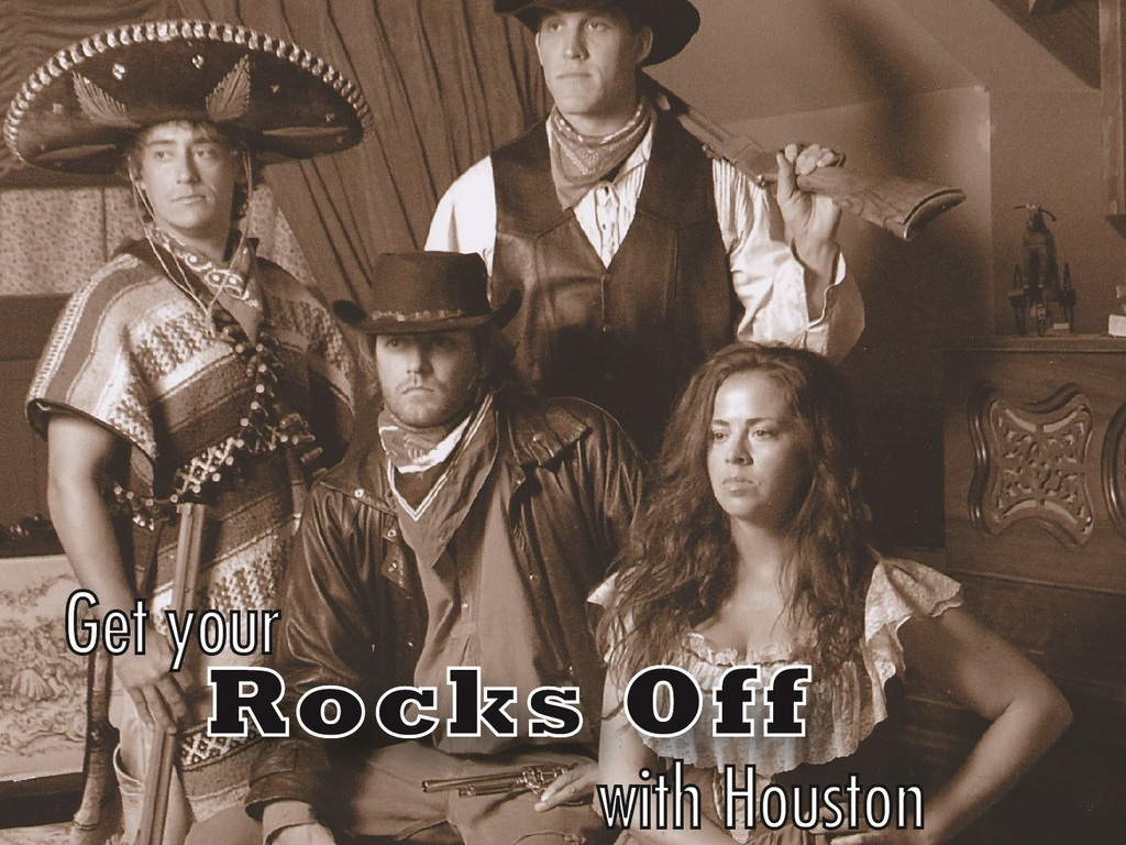 Get Your Rocks Off With Houston's video poster