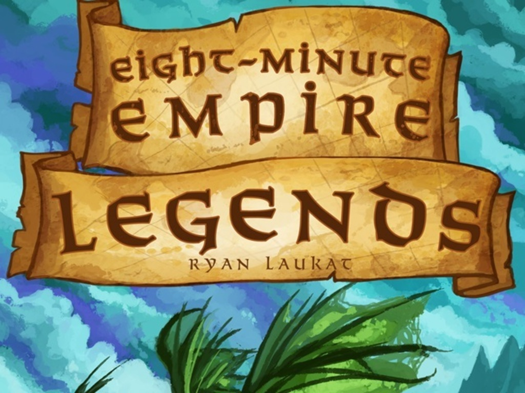 Eight-Minute Empire: Legends's video poster