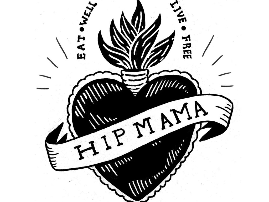 Hip Mama Relaunch's video poster