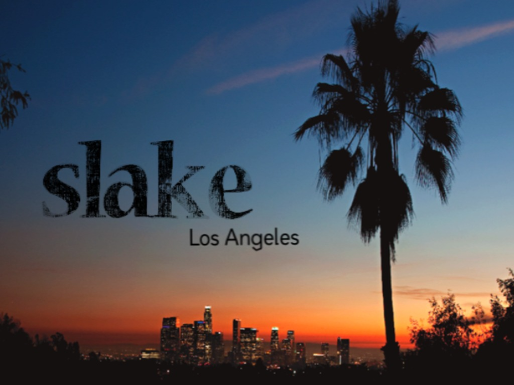 Slake: Los Angeles—Dirt, the Fourth Issue's video poster