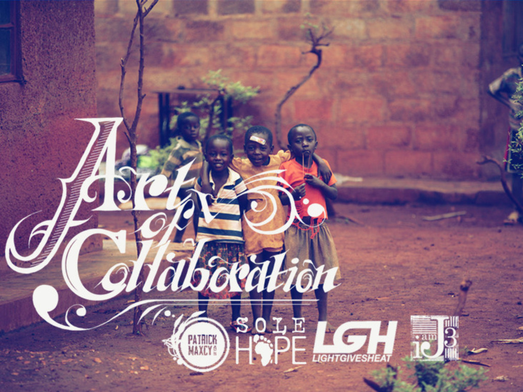 ART of COLLABORATION's video poster