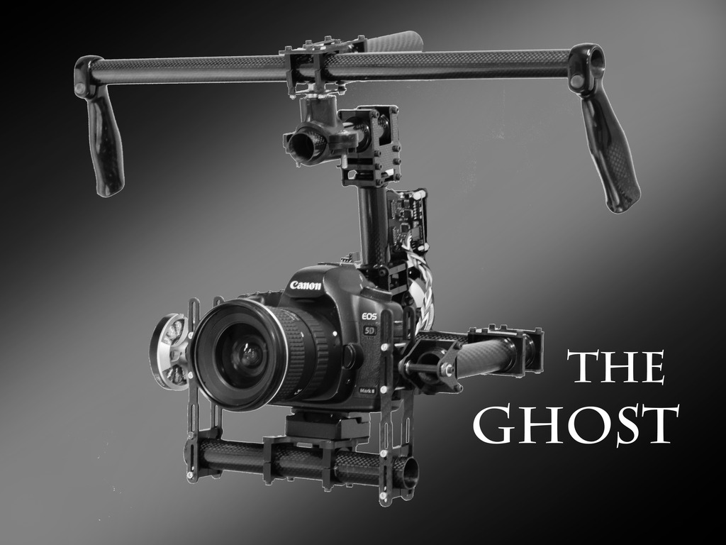 The Ghost - DSLR/Video Camera Stabilizer's video poster