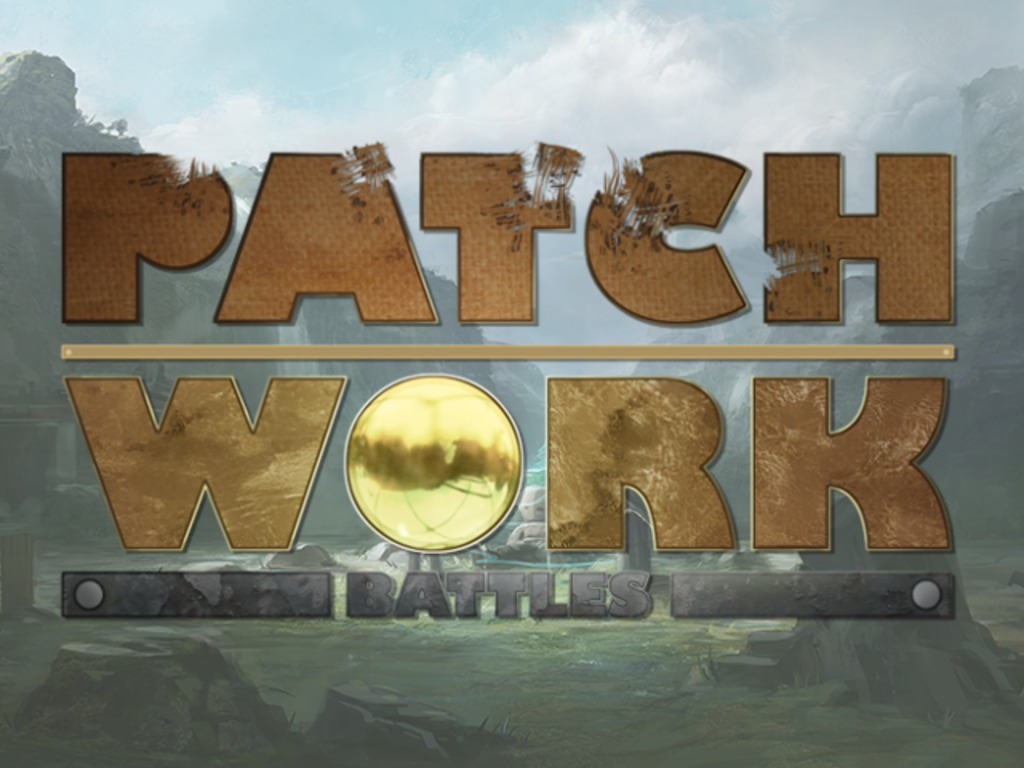 Patchwork Battles - Groundbreaking New Customizable RPG's video poster