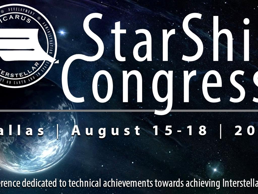 Icarus Interstellar - Starship Congress 2013 Summit's video poster