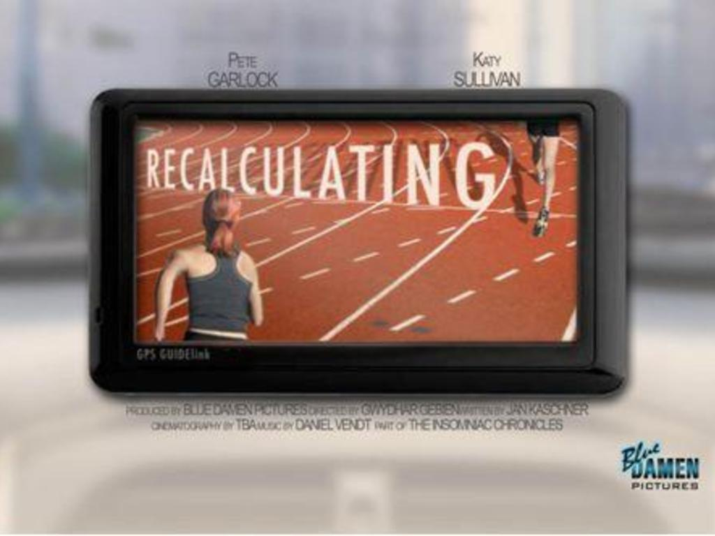 """""""Recalculating"""": Part Of The Insomniac Chronicles's video poster"""