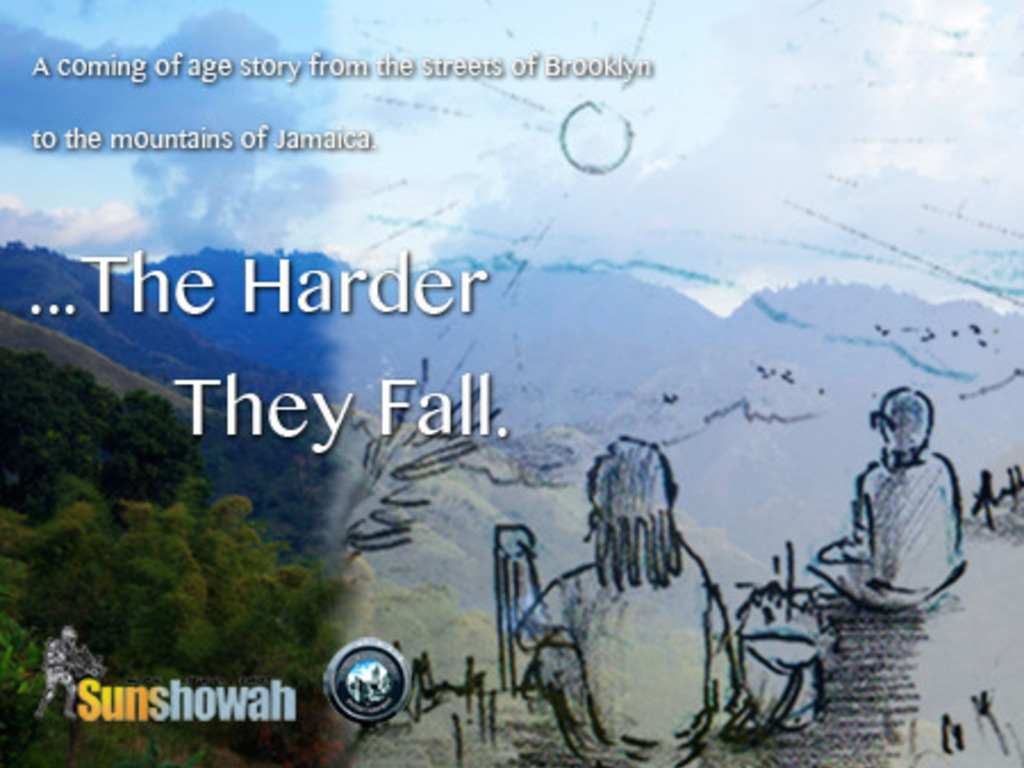 """...The Harder They Fall""'s video poster"
