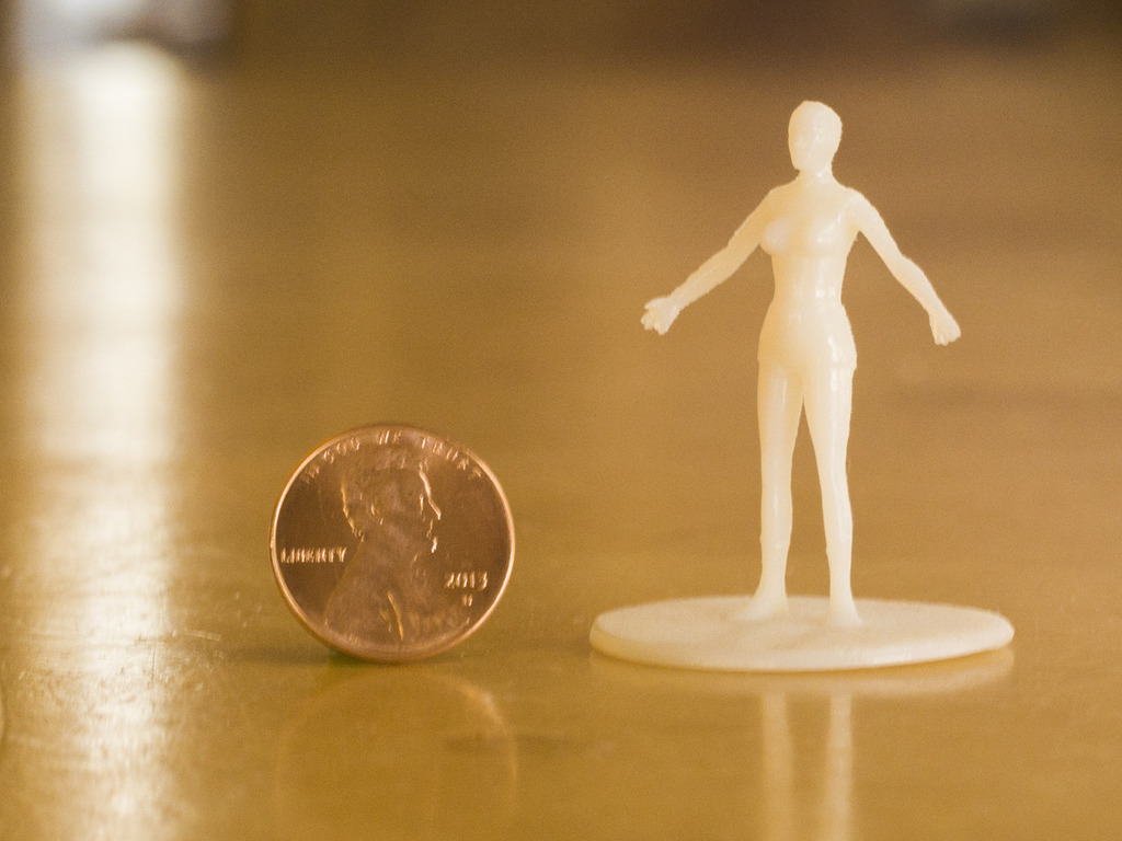 Lovecrafted Games: Customizable 3D printed miniatures's video poster