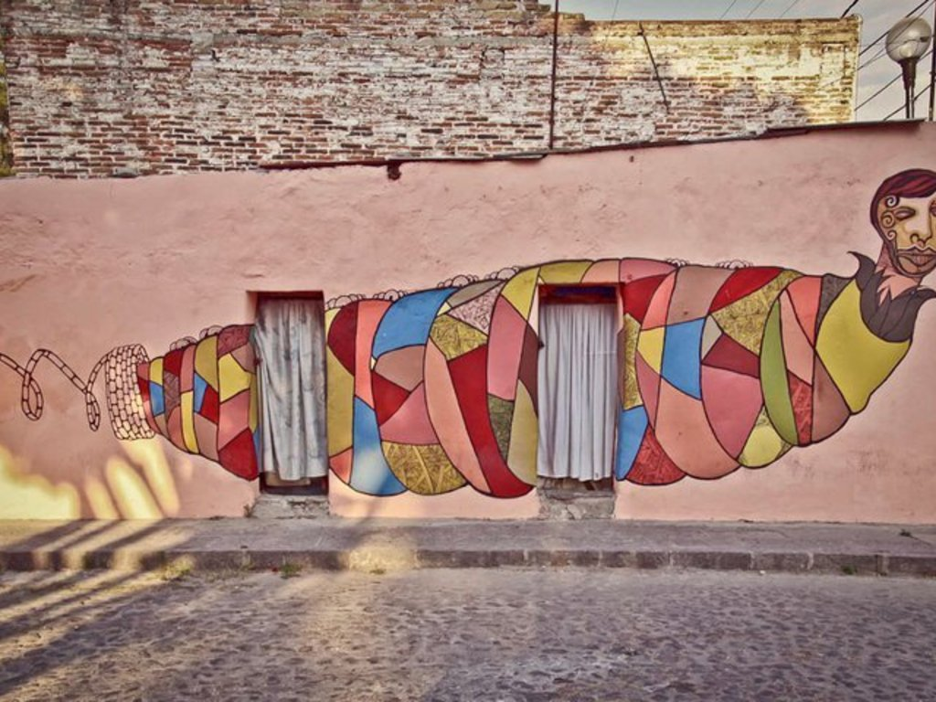 Puebla: Mural City's video poster