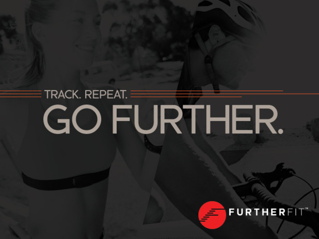FurtherFit - Track.  Repeat.  Go Further.'s video poster