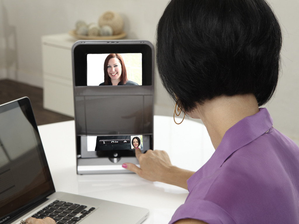 Patented eTeleporter Video Chat Technology (Canceled)'s video poster