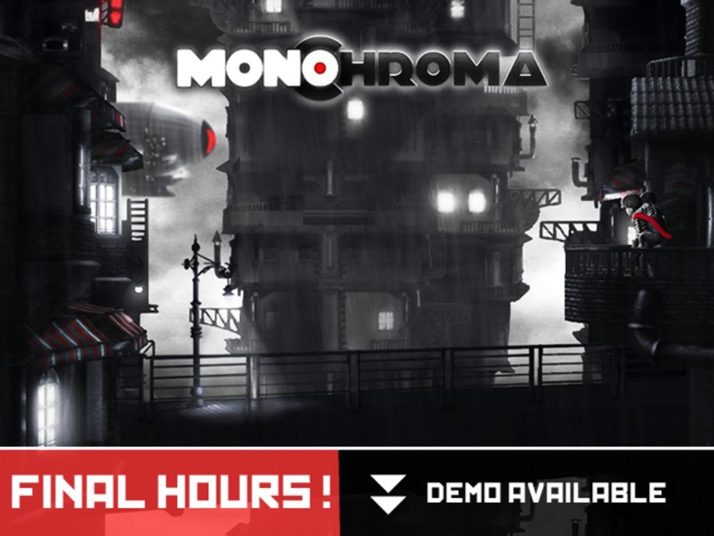 Monochroma's video poster