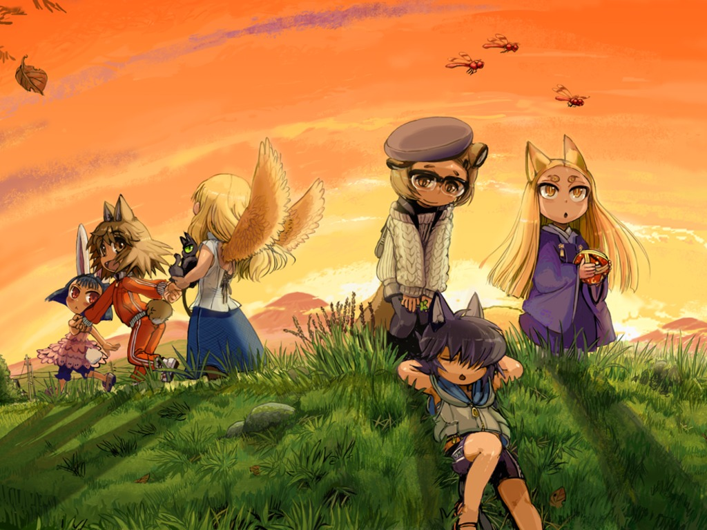 Golden Sky Stories: Heartwarming Role-Playing's video poster